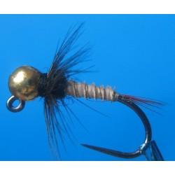 Tungsten jig light brown