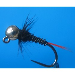 Tungsten jig black