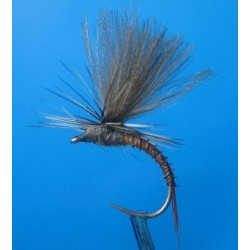 Emerger Body Turkey biot - Brovn