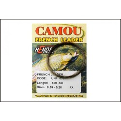 Camou French Leader Hends UNF-452-Camou Fluo