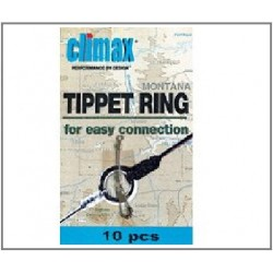 CLIMAX - TIPPET RING -Tippet Rings - XSmall - 15 lb